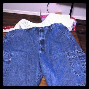 Wrangler size 40 shorts